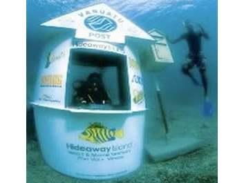 海底郵便局