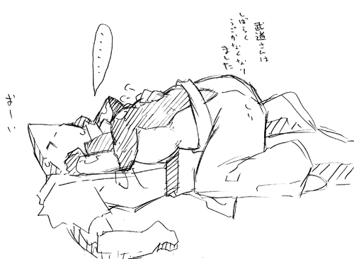 山さん「(どうしよう・・・)」