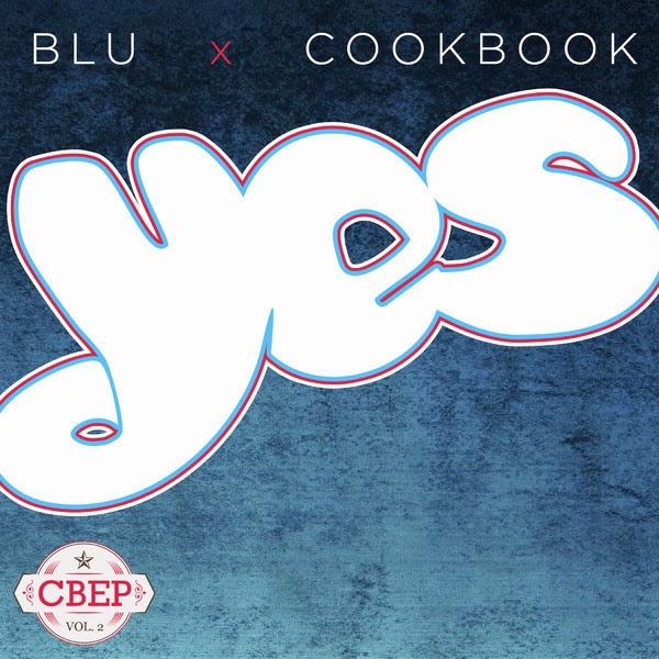 Blu & Cookbook - Yes