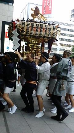 20100613 日本橋山王祭り