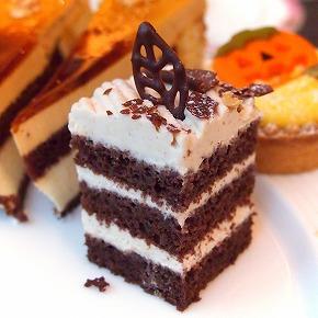 マロンのケーキ02@THE TERRACE 2014年10月