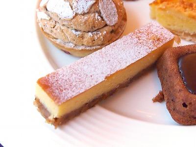 ニューヨークチーズケーキ@THE TERRACE 2014年10月