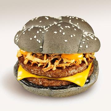 イカスミバーガー06@McDonalds