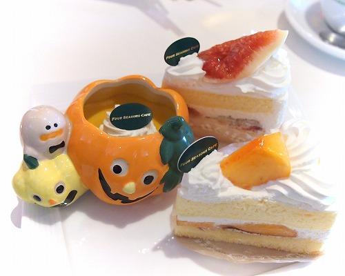 10@FOURSEASONS CAFE 2014年10月①