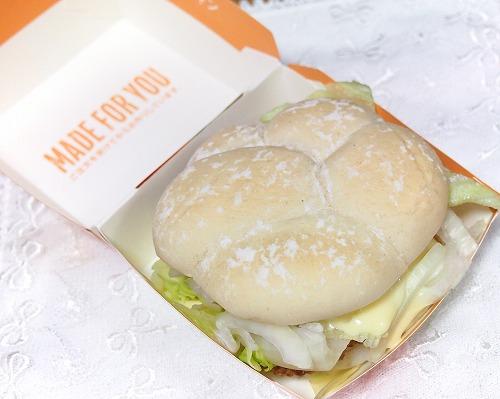 カマンベール チキンフィレオ02@McDonalds