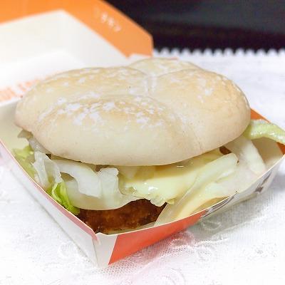 カマンベール チキンフィレオ03@McDonalds