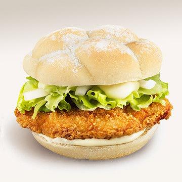 カマンベール チキンフィレオ06@McDonalds