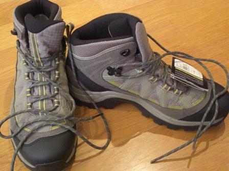 登山靴買いました