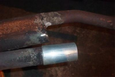 20110109マフラー修理5