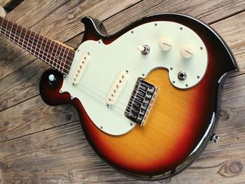 国産オリジナルギター
