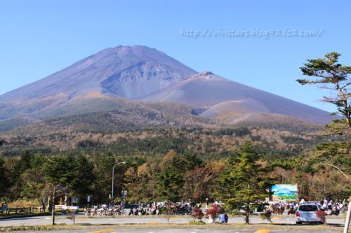 富士山二合目からの眺め02