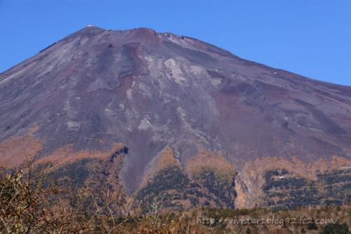 富士山二合目からの眺め01