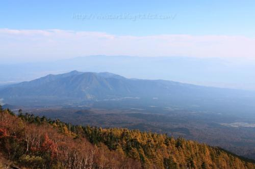 富士山五合目からの眺め01