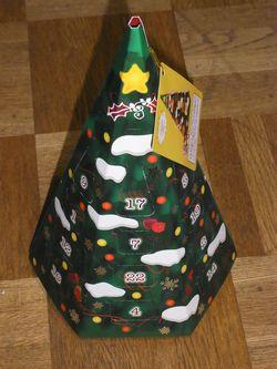 ますみおばちゃんからのスタバ・クリスマスツリー
