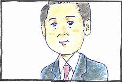 小泉先生の旦那様