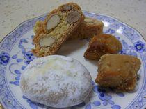 ソニアのイタリア伝統のお菓子