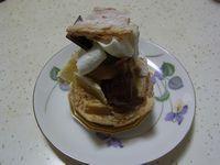 フレジェの「栗のシューケーキ(?)」