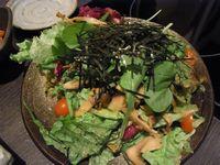 十焼十鍋サラダ
