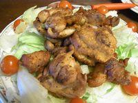 チキンの香草スパイス
