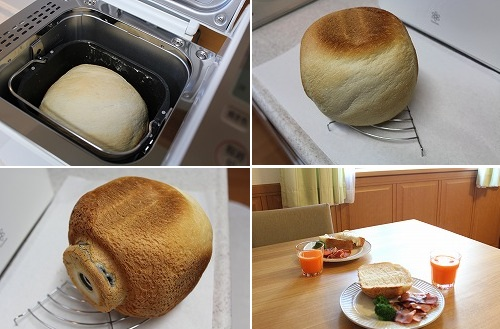 パン作り2回目