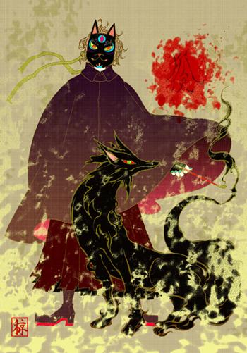 狐使い-弐-