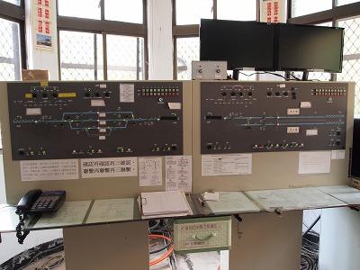 信号制御盤