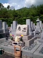 墓参り20100827