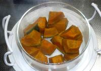 茹で野菜20111029-2