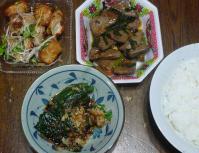 夕食20111027