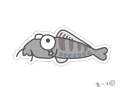 カマちゃんシール02
