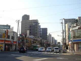 西大島駅 (2)