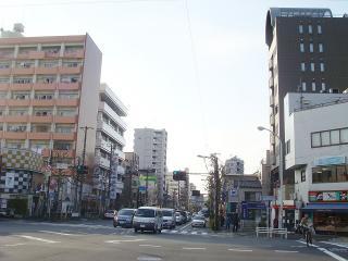 住吉駅 (2)