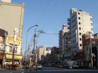 森下駅 (2)