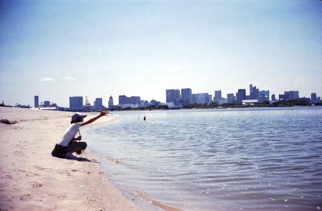 浜辺のひととき03d