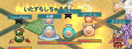 桜花城初攻略♪