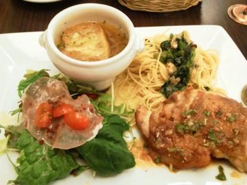 ふなピー魚町銀ぶら☆~「ビストロダイニング 和菜」