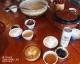 雲ノ平山荘の夕食