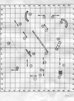 ag2 コース表