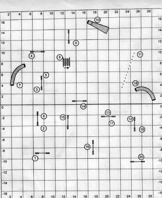 jp2 コース表