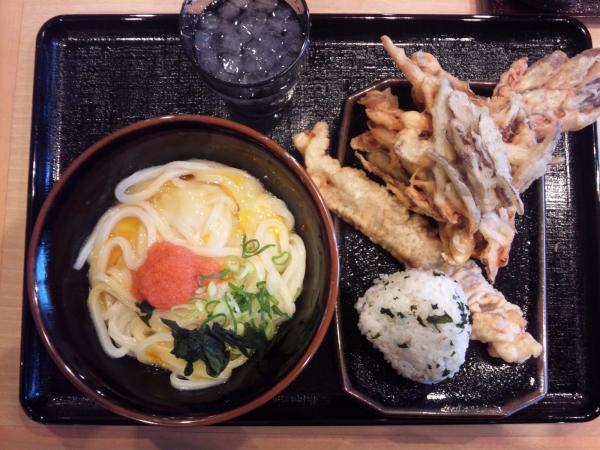 大名麺通団:うどん