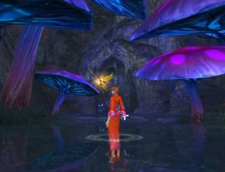 フィンゲネジャルの居る洞窟