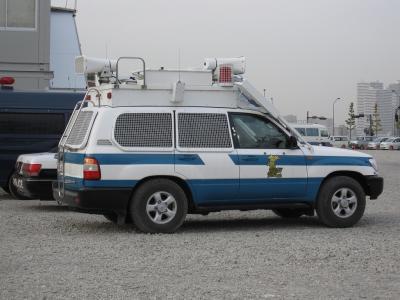 愛知県警・現場指揮官車