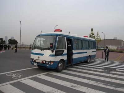 大阪府警・遊撃車