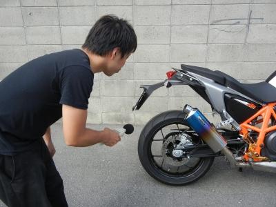 690DUKE テスト (1)