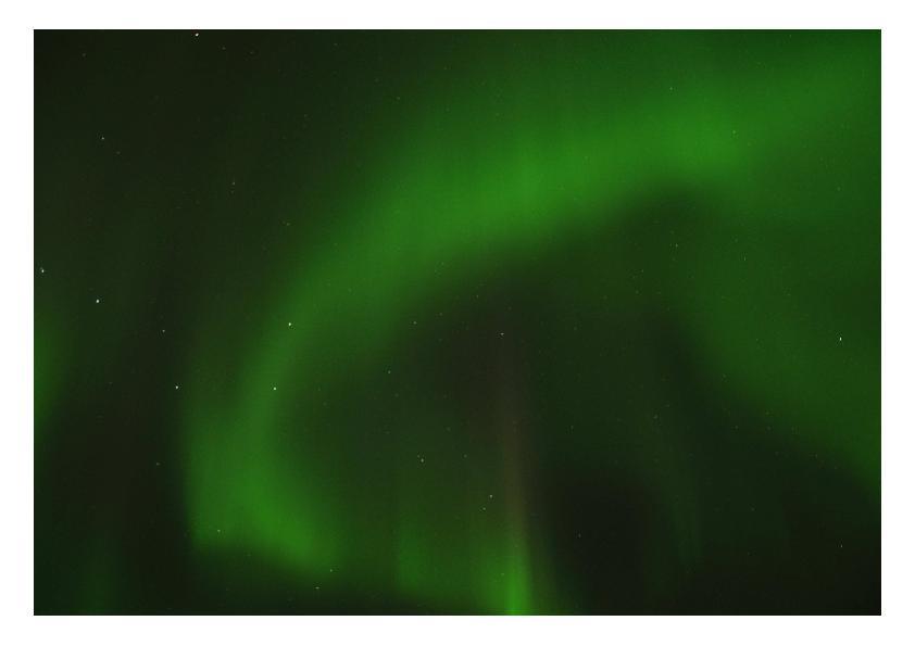 アイスランド オーロラ 2014-9 3