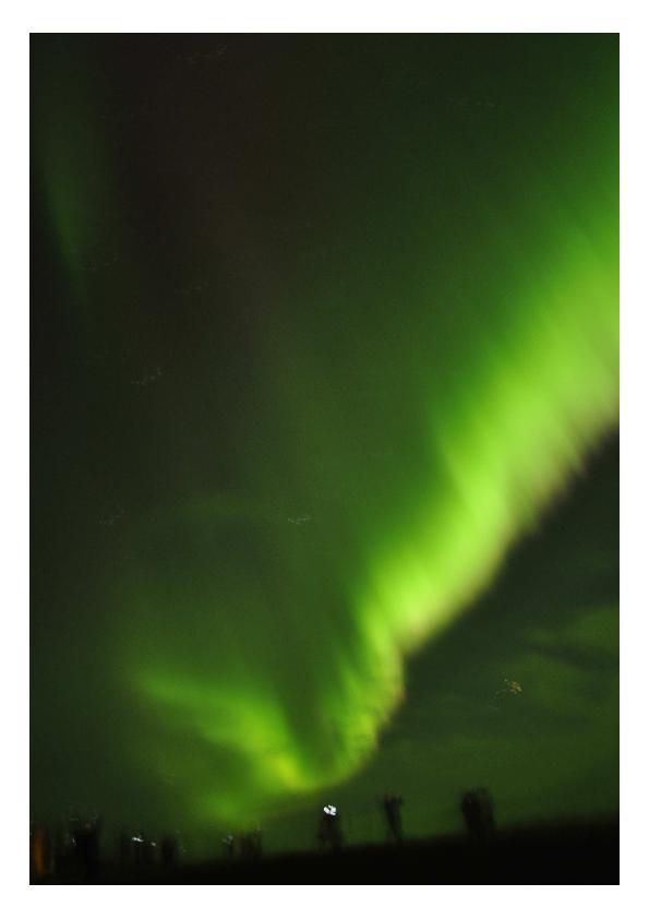 アイスランド オーロラ 2014-9 4