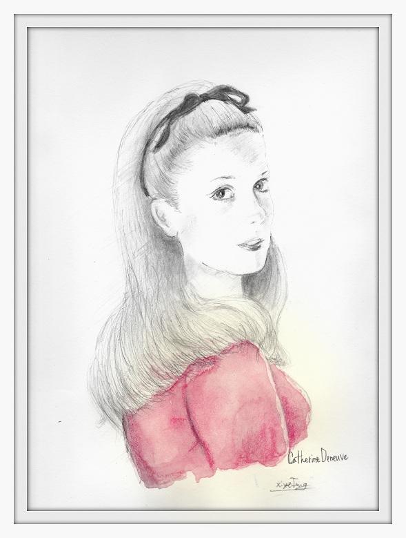 Catherine Deneuve - コピー