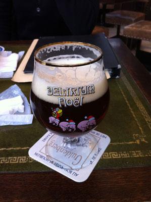 ベルギービール20121202_1