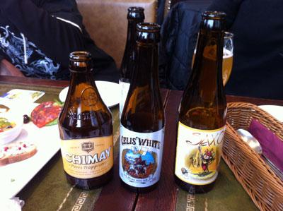 ベルギービール20121202_3