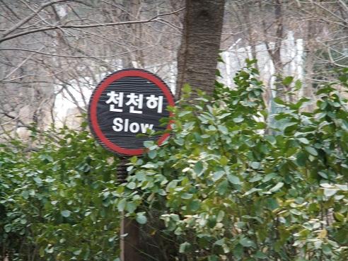 *ゆっくりゆっくり*